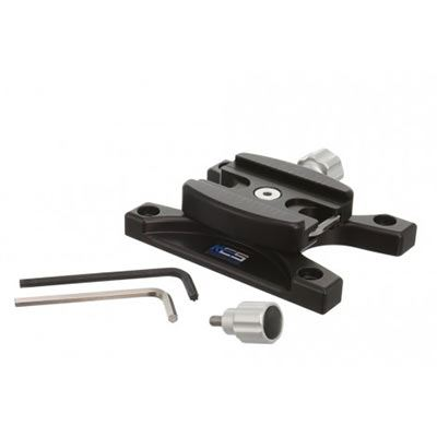 Kirk Quick Release Bridge System for the Manfrotto MVH 500 Fluid Video Head