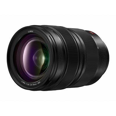 Panasonic S Pro 24-70mm f2.8 Lens