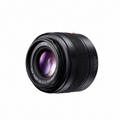 Panasonic 25mm f1.4 II Leica DG Summilux ASPH Micro Four Thirds Lens