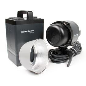 Used Elinchrom ELB1200 Pro To Go Set