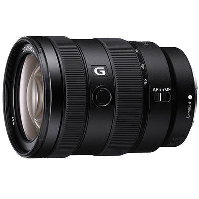 Sony E 16-55mm f2.8 G Lens