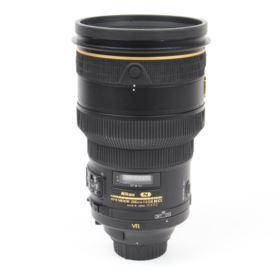 Used Nikon 200mm f2 G ED AF-S Nikkor VR II Lens