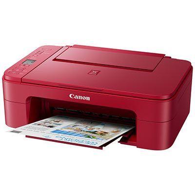 Canon PIXMA TS3352 Printer - Red