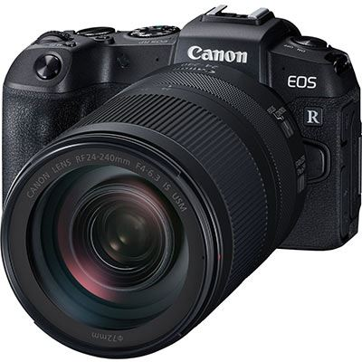 Canon EOS RP Digital Camera Body with 24-240mm f4-6.3 IS USM Lens