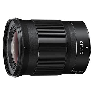 Nikon Z 24mm f1.8 S Lens