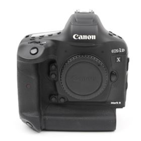 Used Canon EOS 1D X Mark II Digital SLR Camera Body