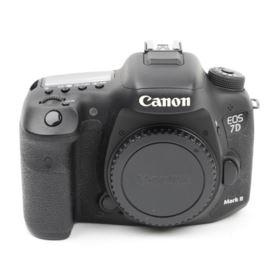 Used Canon EOS 7D Mark II Digital SLR Camera Body