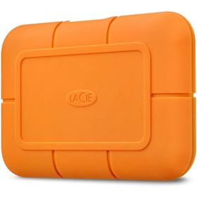 LaCie 2TB Rugged USB-C SSD