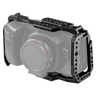 Smallrig Cage For Blackmagic Design Pocket Cinema Camera 4k 6k 2203 Wex Photo Video