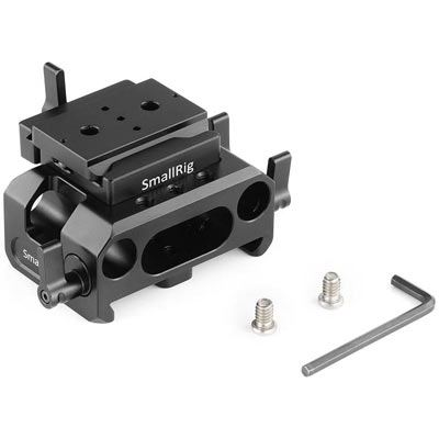 SmallRig Baseplate for BMPCC 4K/6K (Arca Compatible) - DBC2261