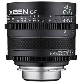 Samyang XEEN CF 24mm T1.5 Cine Lens - Canon EF
