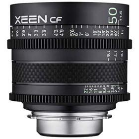 Samyang XEEN CF 50mm T1.5 Cine Lens - Canon EF