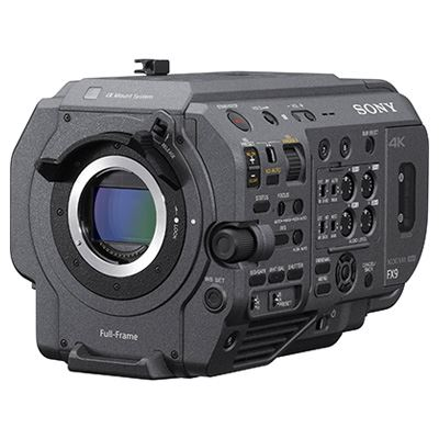 Sony PXW-FX9 Full-Frame Camcorder