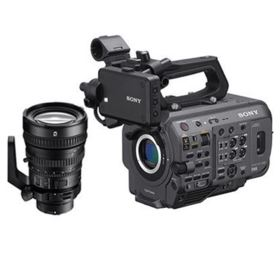 Sony PXW-FX9K Full-Frame Camcorder with SELP28135G Lens