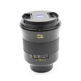 Used Zeiss 85mm f1.4 Otus Lens - Canon Fit