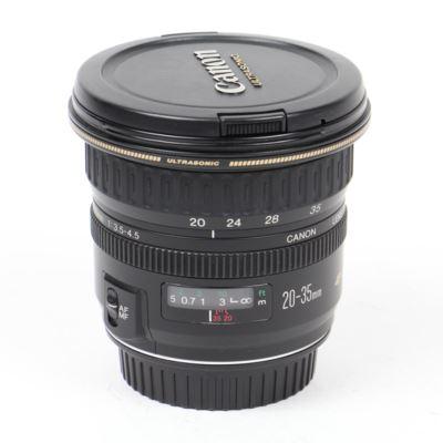 Used Canon EF 20-35mm f3.5-4.5 USM Lens