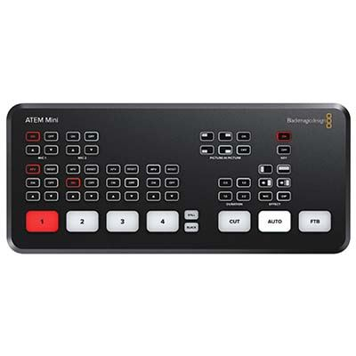 Image of Blackmagic ATEM Mini