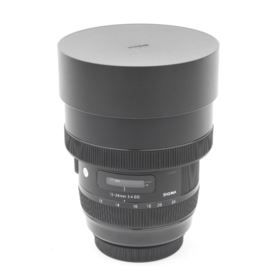 Used Sigma 12-24mm f4 Art DG HSM Lens - Canon Fit