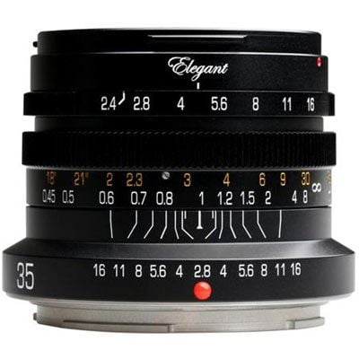 Image of Kipon 35mm f2.4 Lens- Canon RF