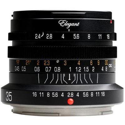 Image of Kipon 35mm f2.4 Lens- Nikon Z