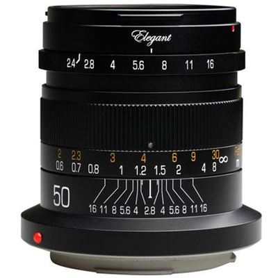 Image of Kipon 50mm f2.4 Lens- Nikon Z