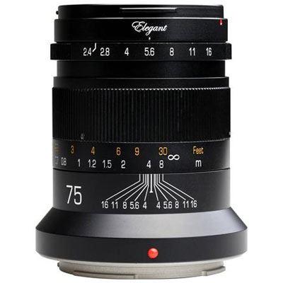 Image of Kipon 75mm f2.4 Lens- Nikon Z