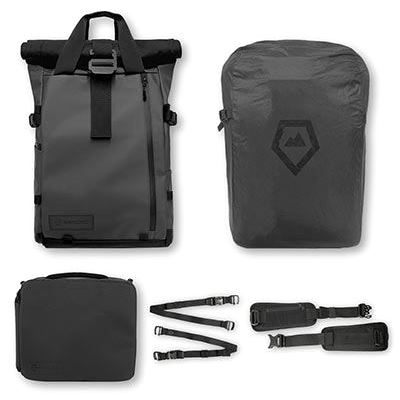 WANDRD PRVKE 21 Backpack Photography Bundle - Black