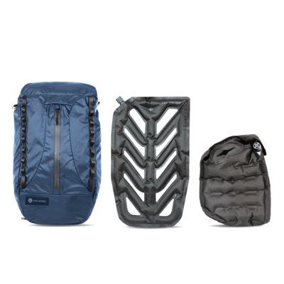 WANDRD VEER 18 Packable Bag Photography Bundle - Cobalt