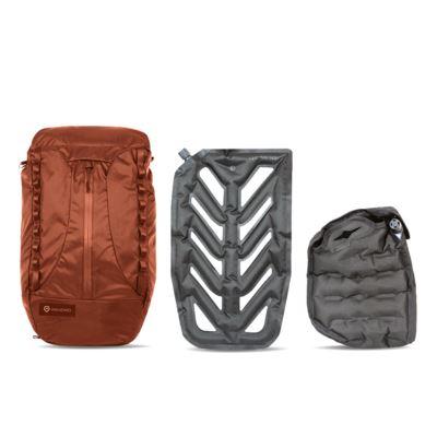 WANDRD VEER 18 Packable Bag Photography Bundle - Rust