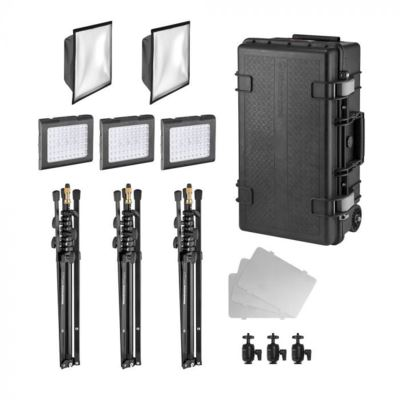 Manfrotto Lykos 2.0 2in1 LED Kit