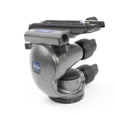 Used Gitzo G2380 Series 2 Fluid Head
