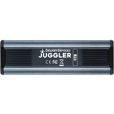 Delkin 1TB Juggler Cinema SSD