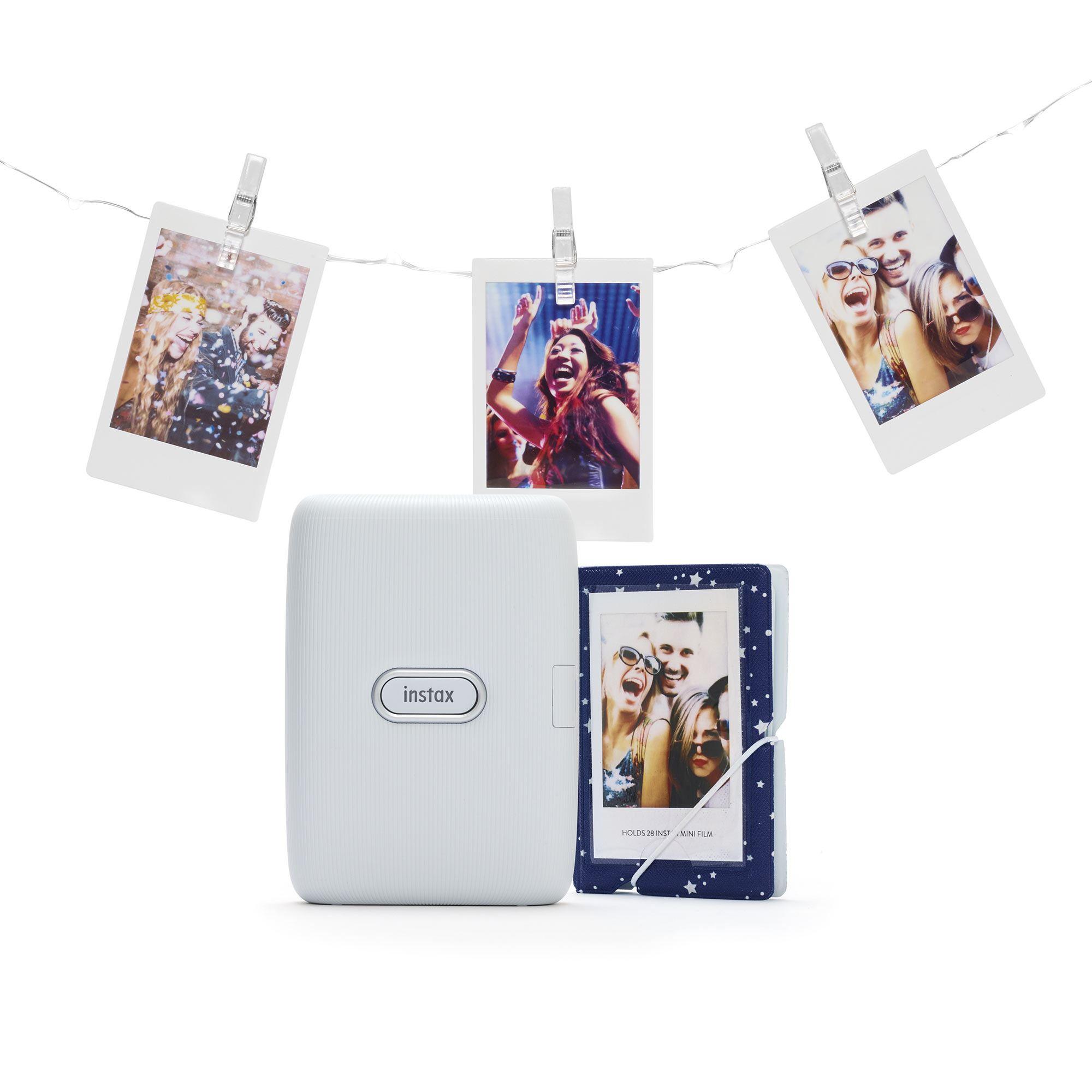 Image of Fujifilm Instax Link Instant Printer Kit - Ash White