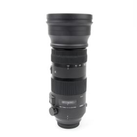 Used Sigma 150-600mm f/5-6.3 SPORT DG OS HSM Lens - Canon Fit
