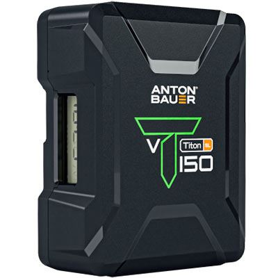 Image of Anton Bauer Titon SL 150 V-Mount Battery