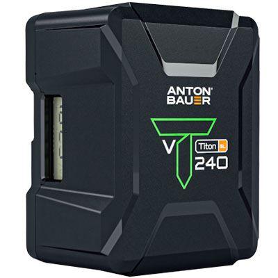 Image of Anton Bauer Titon SL 240 V-Mount Battery