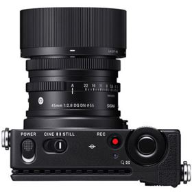 Sigma fp Digital Camera with 45mm DG DN Lens
