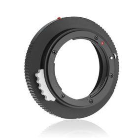 Kipon Lens Adapter - Nikon F-Mount Lens (G) to Fujifilm GFX Body MF