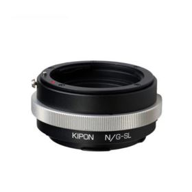 Kipon Lens Adapter - Nikon F-Mount Lens (G) to L Mount Body MF