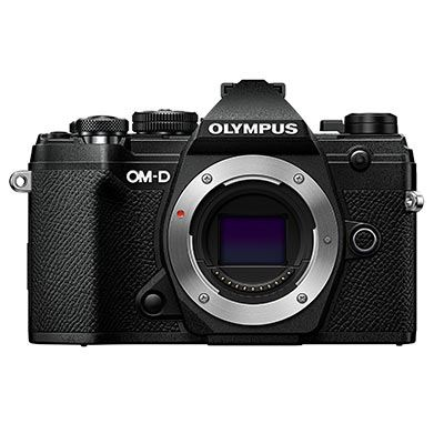 Olympus OM-D E-M5 Mark III Digital Camera Body - Black