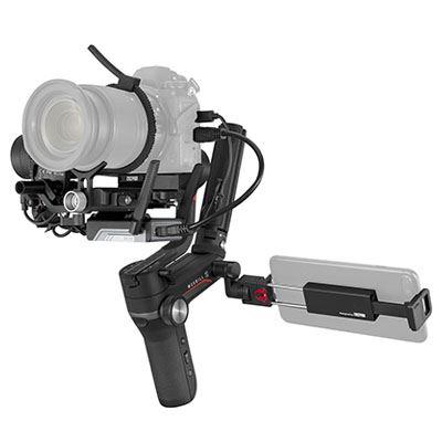 Zhiyun WEEBILL-S Pro Package with Follow Focus,Transmitter + Mount Kit