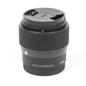 Used Sigma 56mm f1.4 AF DC DN Contemporary Lens - Sony E Fit