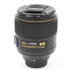 Used Nikon 105mm f1.4E ED AF-S Lens