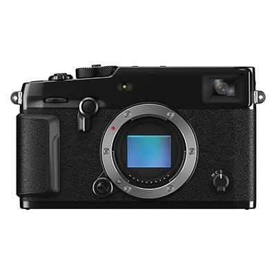 Fujifilm X-Pro3 Digital Camera Body - Black