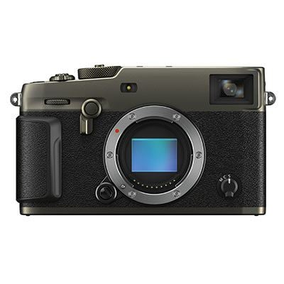Fujifilm X-Pro3 Digital Camera Body - Dura Black