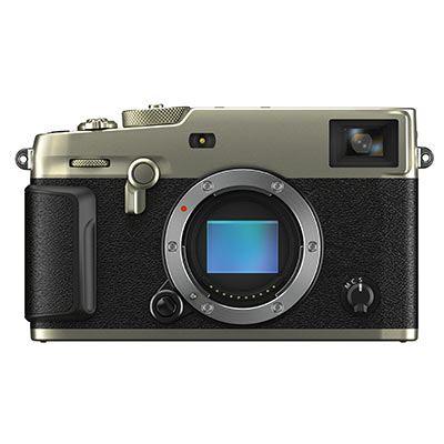 Fujifilm X-Pro3 Digital Camera Body - Dura Silver
