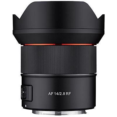 Samyang AF 14mm f2.8 Lens - Canon RF Fit