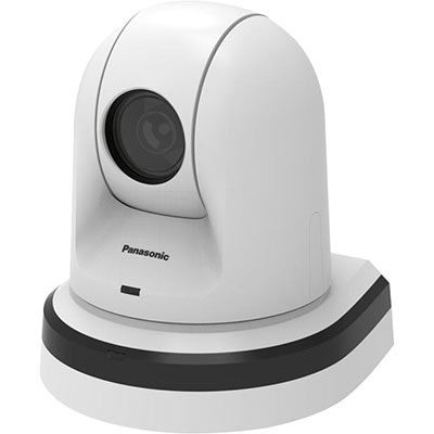 Image of Panasonic AW-HE38WEJ Full HD PTZ Camera (White)