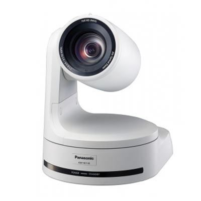 Image of Panasonic AW-HE130WEJ 1/3 HD Integrated Camera (White)