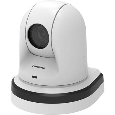 Image of Panasonic AW-HN38HWEJ Full HD PTZ Camera with NDI (White)
